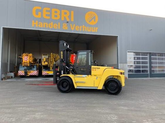 HYSTER 160-6